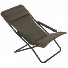 Кресло - шезлонг Transabed AC Taupe: фото - магазин CANVAS outdoor furniture.