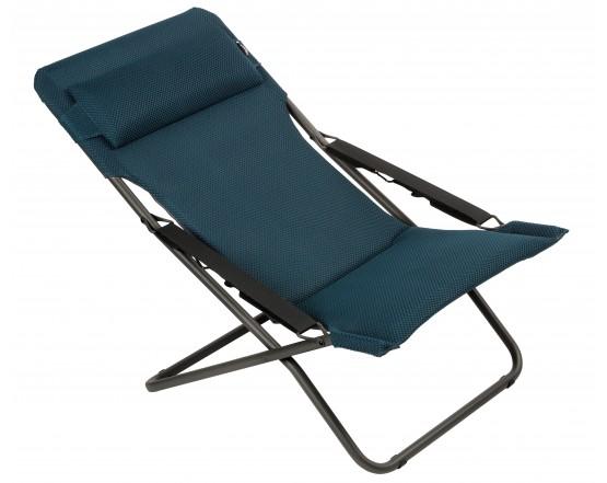 Кресло - шезлонг Transabed BC Bleu Encre: фото - магазин CANVAS outdoor furniture.