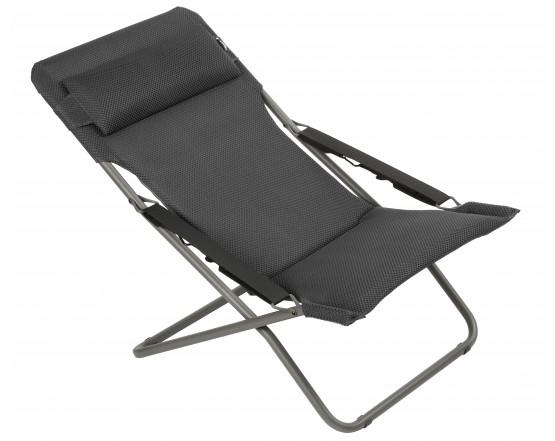 Кресло - шезлонг Transabed BC Dark Grey: фото - магазин CANVAS outdoor furniture.