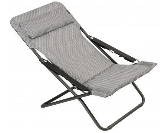Кресло - шезлонг Transabed BC Silver: фото - магазин CANVAS outdoor furniture.