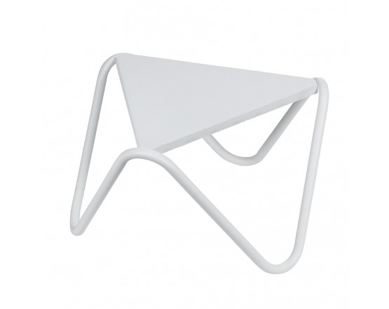 Столик Vogue Perforated Kaolin: фото - магазин CANVAS outdoor furniture.
