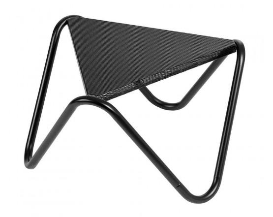 Столик Vogue Perforated Noir: фото - магазин CANVAS outdoor furniture.