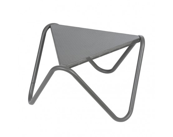 Столик Vogue Perforated Titane: фото - магазин CANVAS outdoor furniture.