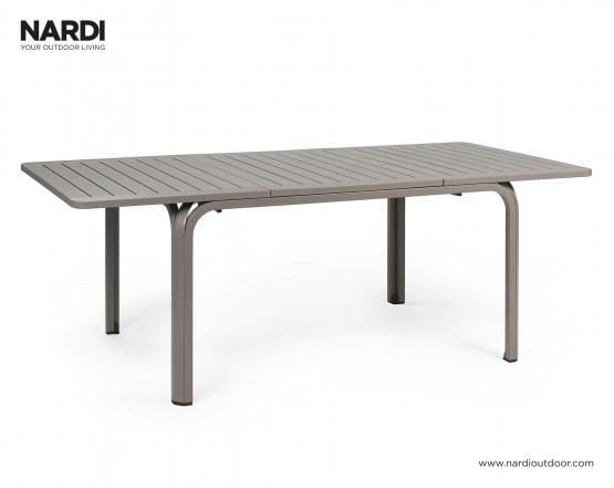 Стол Alloro 140 Extensible Tortora Vern Tortora: фото - магазин CANVAS outdoor furniture.
