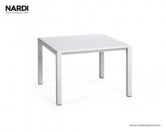 Стол Aria 60 Bianco: фото - магазин CANVAS outdoor furniture.