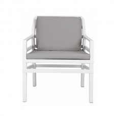 Kресло Aria Bianco Grigio: фото - магазин CANVAS outdoor furniture.