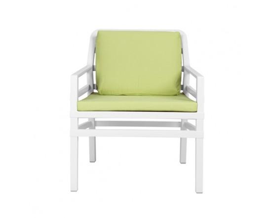 Кресло Aria Bianco Lime: фото - магазин CANVAS outdoor furniture.