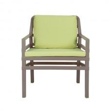 Кресло Aria Tortora Lime: фото - магазин CANVAS outdoor furniture.