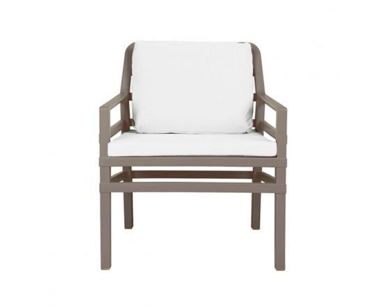 Кресло Aria Tortora Bianco: фото - магазин CANVAS outdoor furniture.