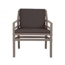 Кресло Aria Tortora Caffe: фото - магазин CANVAS outdoor furniture.