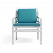 Кресло Aria Bianco Sardinia: фото - магазин CANVAS outdoor furniture.