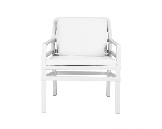 Кресло Aria Bianco Bianco: фото - магазин CANVAS outdoor furniture.