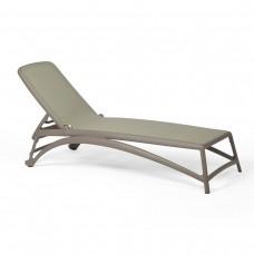 Шезлонг Atlantico Tortora Agave: фото - магазин CANVAS outdoor furniture.