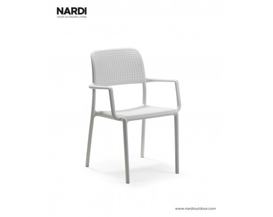 Кресло Bora Bianco: фото - магазин CANVAS outdoor furniture.