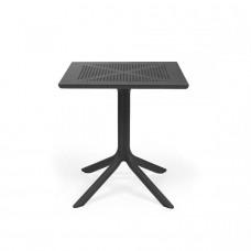 Стол Clip 70 Antracite: фото - магазин CANVAS outdoor furniture.