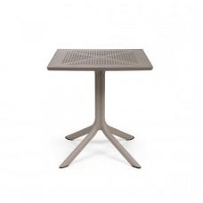 Стол Clip 70 Tortora: фото - магазин CANVAS outdoor furniture.