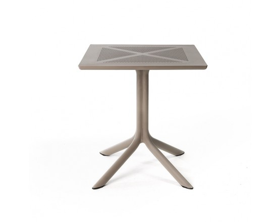 Cтол ClipX 70 Tortora: фото - магазин CANVAS outdoor furniture.