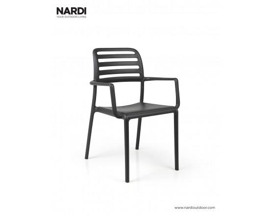 Кресло Costa Antracite: фото - магазин CANVAS outdoor furniture.