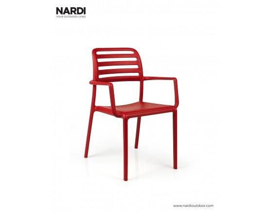 Кресло Costa Rosso: фото - магазин CANVAS outdoor furniture.