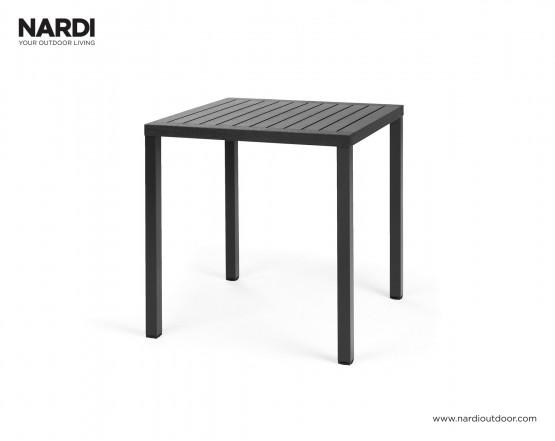 Стол Cube 70 Antracite Vern Antracite: фото - магазин CANVAS outdoor furniture.