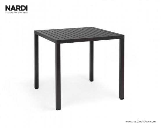Стол Cube 80 Antracite Vern Antracite: фото - магазин CANVAS outdoor furniture.