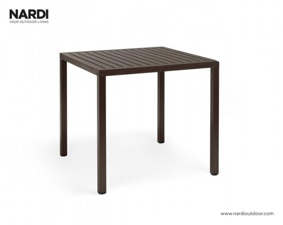 Стол Cube 80 Caffe Vern Caffe: фото - магазин CANVAS outdoor furniture.