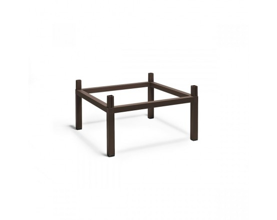Ножки Kit Cube 80 High Caffe: фото - магазин CANVAS outdoor furniture.