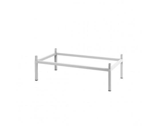 Ножки Kit Cube 140 High Bianco: фото - магазин CANVAS outdoor furniture.