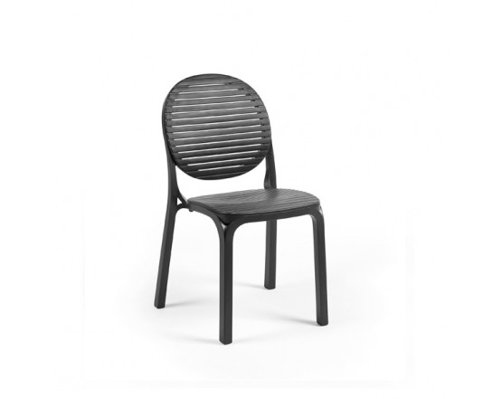 Стул Dalia Antracite: фото - магазин CANVAS outdoor furniture.