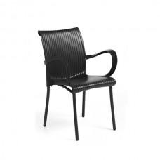 Кресло Dama Antracite Vern Antracite: фото - магазин CANVAS outdoor furniture.