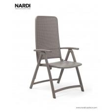 Кресло-шезлонг Darsena Tortora: фото - магазин CANVAS outdoor furniture.