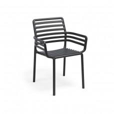 Кресло Doga Armchair Antracite: фото - магазин CANVAS outdoor furniture.