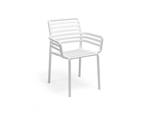 Кресло Doga Armchair Bianco: фото - магазин CANVAS outdoor furniture.
