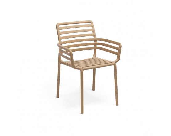 Кресло Doga Armchair Cappuccino: фото - магазин CANVAS outdoor furniture.