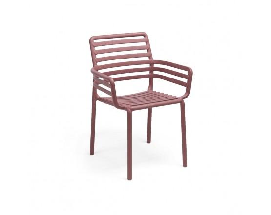 Кресло Doga Armchair Marsala: фото - магазин CANVAS outdoor furniture.