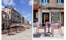 Стул Doga Bistrot Menta: фото - магазин CANVAS outdoor furniture.