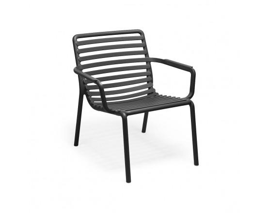 Кресло Doga Relax Antracite: фото - магазин CANVAS outdoor furniture.