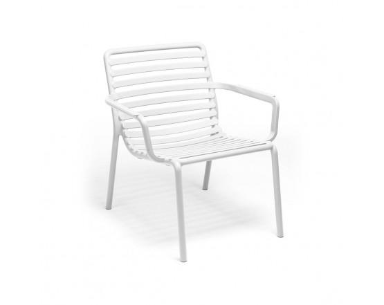 Кресло Doga Relax Bianco: фото - магазин CANVAS outdoor furniture.