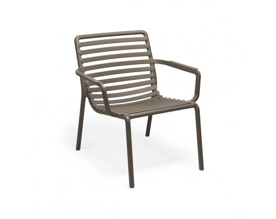 Кресло Doga Relax Tabacco: фото - магазин CANVAS outdoor furniture.