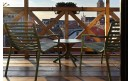 Кресло Doga Relax Cappuccino: фото - магазин CANVAS outdoor furniture.