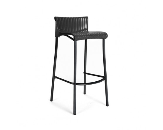 Барный стул Duca Antracite Vern Antracite: фото - магазин CANVAS outdoor furniture.