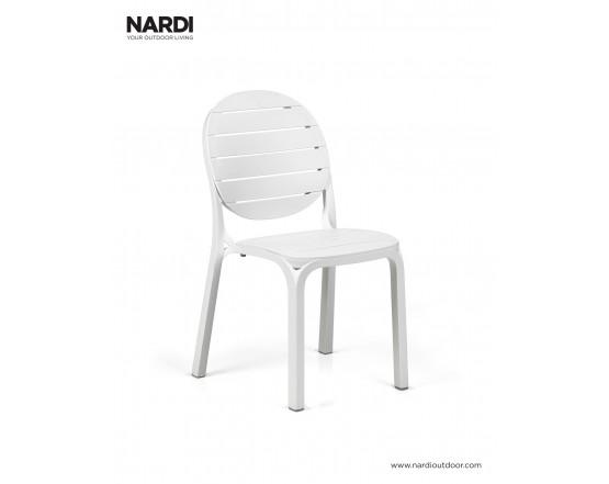 Стул Erica Bianco Bianco: фото - магазин CANVAS outdoor furniture.
