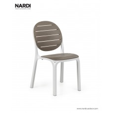 Стул Erica Bianco Tortora: фото - магазин CANVAS outdoor furniture.