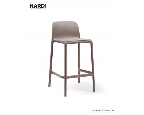 Барный стул Faro Mini Tortora: фото - магазин CANVAS outdoor furniture.