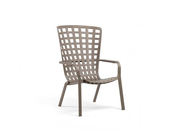 Кресло Folio Tortora: фото - магазин CANVAS outdoor furniture.