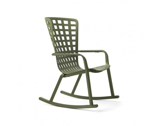 Кресло-качалка Folio Rocking Agave: фото - магазин CANVAS outdoor furniture.