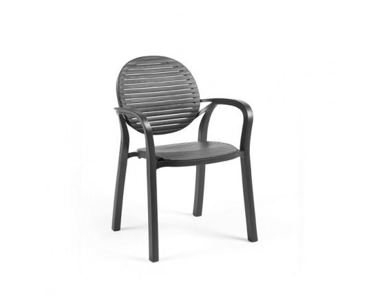 Кресло Gardenia Antracite Antracite: фото - магазин CANVAS outdoor furniture.