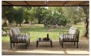 Кофейный столик Komodo Tavolino Antracite: фото - магазин CANVAS outdoor furniture.