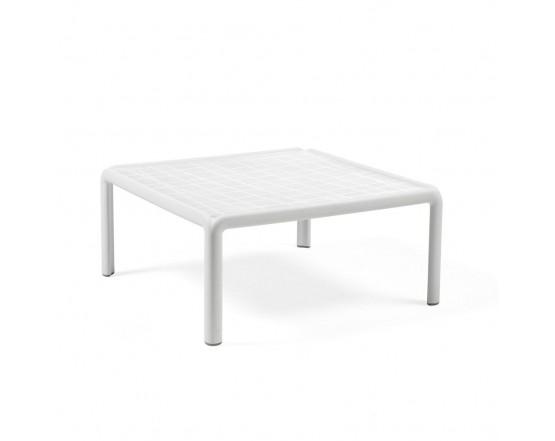Кофейный столик Komodo Tavolino Bianco: фото - магазин CANVAS outdoor furniture.