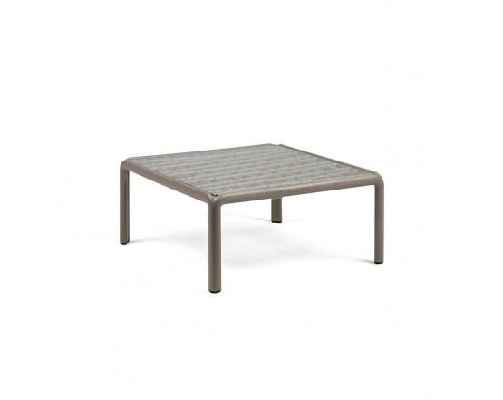 Кофейный столик Komodo Tavolino Vetro Tortora: фото - магазин CANVAS outdoor furniture.